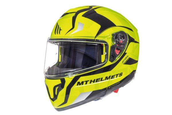 Casco MT Helmets Atom SV Divergence