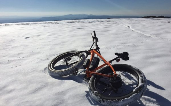Bicicleta BTT XFAT